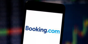 Booking.com mobile app