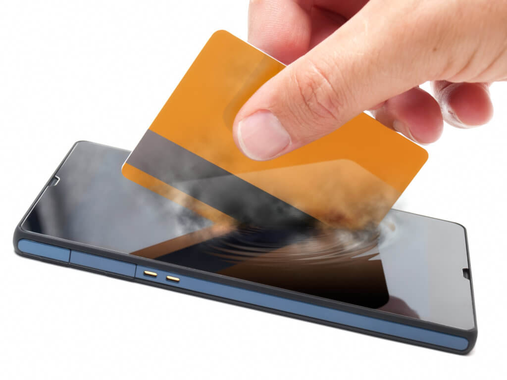 FIERCE COMPETITION IN PAYMENT APPS